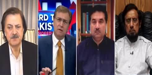 Hard Talk Pakistan (Jahangir Tareen, PDM, Other Issues) - 7th April 2021