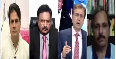Hard Talk Pakistan (Karachi Issue, Opposition's Alliance) - 4th August 2020