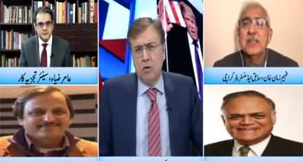 Hard Talk Pakistan (Karachi Tabahi ka Shikar) - 31st August 2020