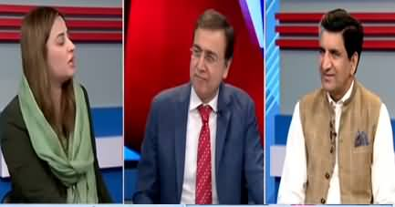 Hard Talk Pakistan (Maulana Ka Azadi March Ka Elan) - 3rd October 2019