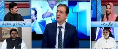 Hard Talk Pakistan (Maulana Ke March Ka Maqsad?) - 22nd October 2019