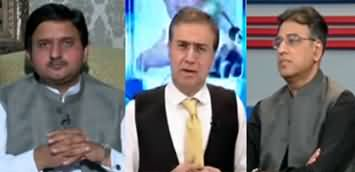 Hard Talk Pakistan (Maulana Ke Paas Options Kia?) - 5th November 2019