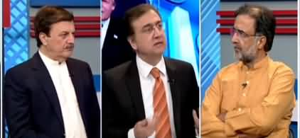Hard Talk Pakistan (Nawaz Sharif Health, Azadi March) - 24th October 2019