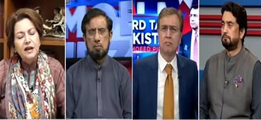 Hard Talk Pakistan (New Finance Minister?) - 31st March 2021