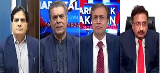 Hard Talk Pakistan (Opposition Not Serious For Electoral Reforms?) - 8th September 2021