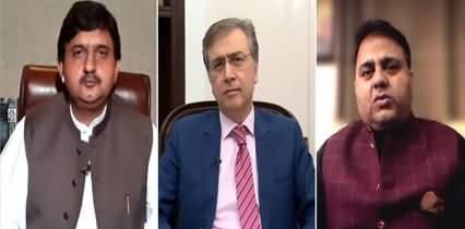Hard Talk Pakistan (Opposition's Clash With Institutions) - 26th October 2020