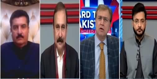 Hard Talk Pakistan (PDM Mein Phoot Ki Waja Kia?) - 12th April 2021