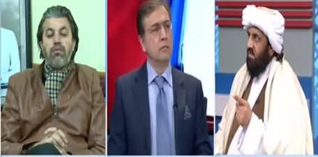 Hard Talk Pakistan (PDM's Long March?) - 12th January 2021