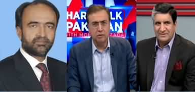 Hard Talk Pakistan (PMLN, PPP Azadi March Se Alag?) - 4th November 2019