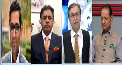 Hard Talk Pakistan (Politicians Meeting with Army Leadership) - 22nd September 2020
