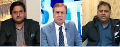 Hard Talk Pakistan (PTI Unsatisfied on Nawaz Departure) - 19th November 2019