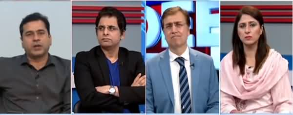 Hard Talk Pakistan (Questions on PTI Govt Performance) - 8th September 2019