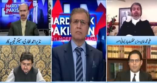 Hard Talk Pakistan (Senate Election, Lawyers Attack) - 9th February 2021