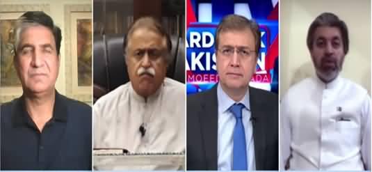 Hard Talk Pakistan (Shahbaz Sharif | Imran Khan's KSA Visit) - 10th May 2021
