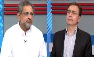 Hard Talk Pakistan (Shahid Khaqan Abbasi Exclusive Interview) - 9th July 2020