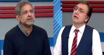 Hard Talk Pakistan (Shahid Khaqan Abbasi Interview) - 11th March 2020