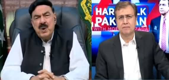 Hard Talk Pakistan (Sheikh Rasheed Ahmad Exclusive Interview) - 12th May 2021
