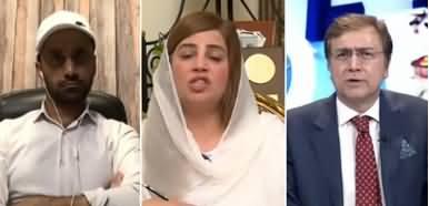 Hard Talk Pakistan (Should Pakistan Impose Lockdown) - 10th June 2020
