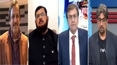 Hard Talk Pakistan (Sindh Mein Governor Raj Ka Imkan) - 17th August 2020