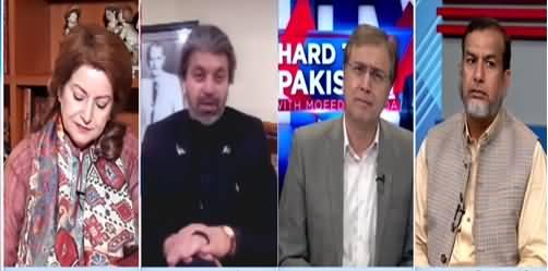 Hard Talk Pakistan (Tareen Group Meets Imran Khan) - 27th April 2021