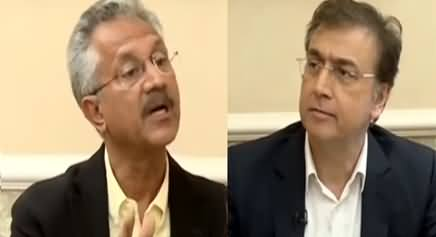 Hard Talk Pakistan (Wasim Akhtar Exclusive Interview) - 15th September 2019