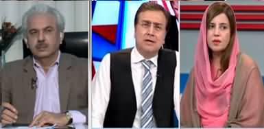 Hard Talk Pakistan (What Is The Agenda of Fazlur Rehman) - 14th October 2019