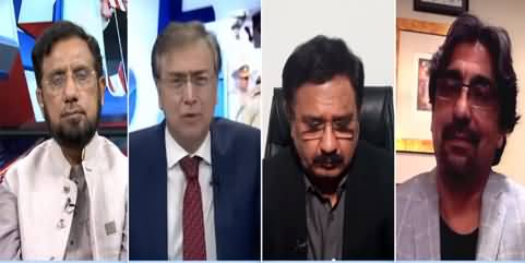 Hard Talk Pakistan (Who Is Behind Nawaz Sharif's Narrative?) - 20th October 2020