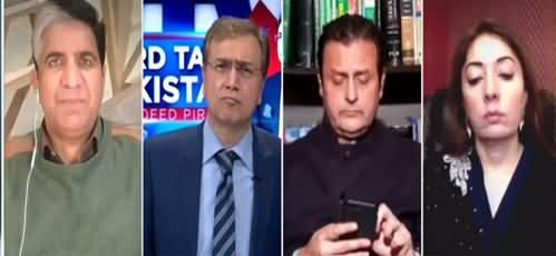 Hard Talk Pakistan (Who Will Be The Beneficiary of Secret Ballot?) - 15th February 2021