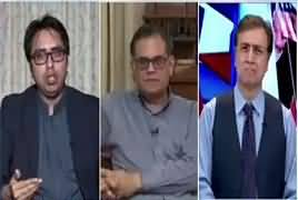 Hard Talk Pakistan With Moeed Pirzada (Allegations on Shahid Khaqan Abbasi) - 19th July 2019.