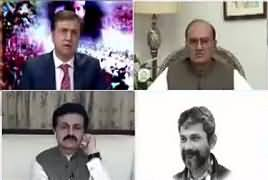 Hard Talk Pakistan With Moeed Pirzada (FATA Elections) - 20th July 2019