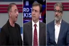 Hard Talk Pakistan With Moeed Pirzada (Imran Khan's New Team) - 27th April 2019