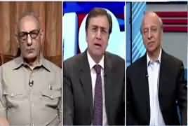 Hard Talk Pakistan With Moeed Pirzada (Imran Khan's US Visit) - 21st July 2019