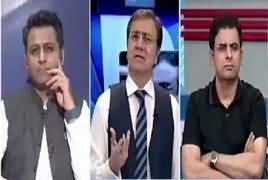 Hard Talk Pakistan With Moeed Pirzada (Judge Arshad Malik Removed) - 12th July 2019