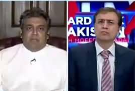 Hard Talk Pakistan With Moeed Pirzada (Karachi Ka Kachra) - 31st August 2019