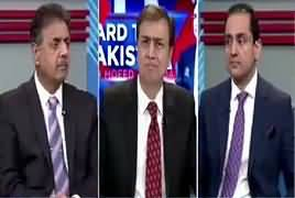 Hard Talk Pakistan With Moeed Pirzada (Kashmir, Other Issues) - 9th August 2019