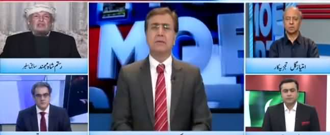 Hard Talk Pakistan With Moeed Pirzada (PTM, Conspiracy Against Pakistan) - 8th June 2019