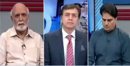 Hard Talk Pakistan With Moeed Pirzada (Reason of Dollar Rise?) - 17th May 2019
