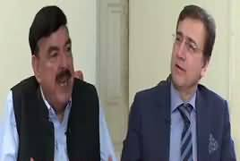 Hard Talk Pakistan With Moeed Pirzada (Shaikh Rasheed Exclusive Interview) - 3rd May 2019