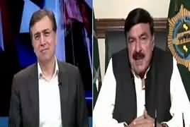 Hard Talk Pakistan With Moeed Pirzada (Sheikh Rasheed Exclusive Talk) - 22nd June 2019