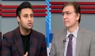 Hard Talk Pakistan (Zulfi Bukhari Exclusive Interview) - 12th March 2020