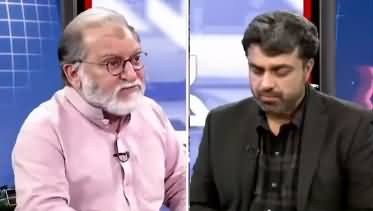 Harf e Raaz (Conflicts in Pakistan's Political History) - 9th March 2021