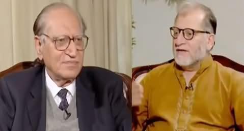 Harf e Raaz (Masood Mufti Interview) [REPEAT] - 12th November 2020