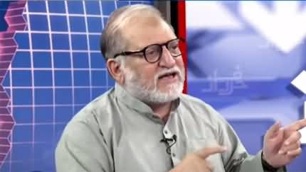 Harf e Raaz (Moeed Yousaf Interview With Karan Thapar) - 13th October 2020