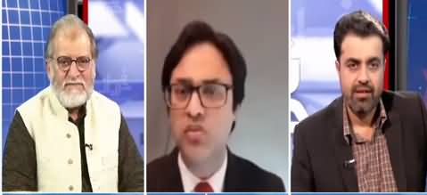 Harf e Raaz (Nawaz Sharif Challenged By Broadsheet) - 11th January 2021
