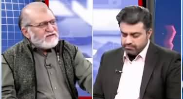 Harf e Raaz (Political Movements in Pakistan & Role of Establishment) - 15th December 2020