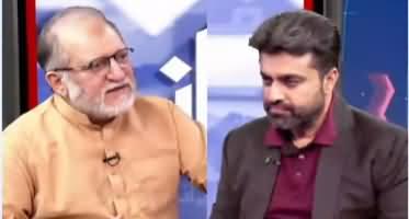 Harf e Raaz (Recent Development in Karachi) - 21st October 2020