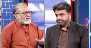 Harf e Raaz (Report on Karachi Police IG's Abduction) - 10th November 2020