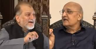 Harf e Raaz (Special Talk With Amjad Islam Amjad) - 26th May 2020