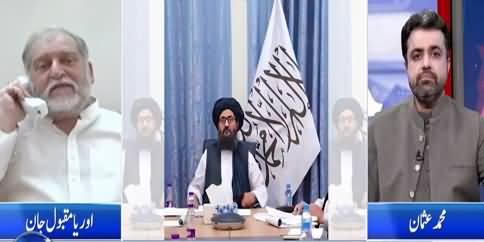 Harf e Raaz (Taliban Astonished World By Entering Kabul) - 16th August 2021