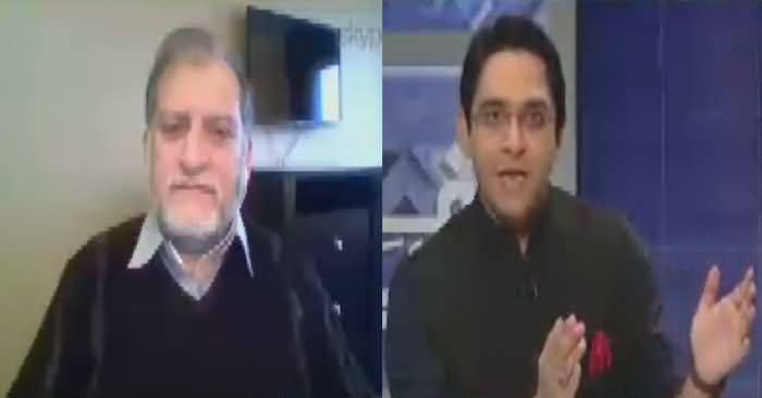 Harf-e-Raz (Asif Zardari Coming Back) – 19th December 2016